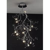 定制高档树枝水晶吸顶灯 树枝型家居 客厅、酒楼灯饰