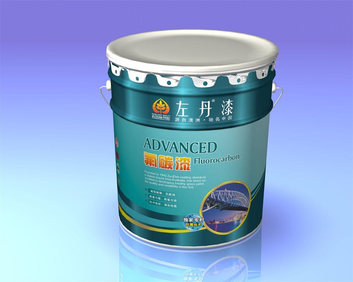 氟碳漆钢结构金属氟碳漆油性外墙氟碳漆外墙涂料