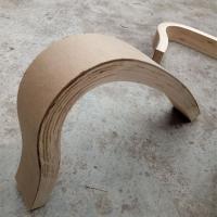 沃尔美供应优质弯曲木异形板、沙发扶手、椅子背板等