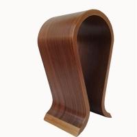异形弯板定制、弯曲木耳机架、