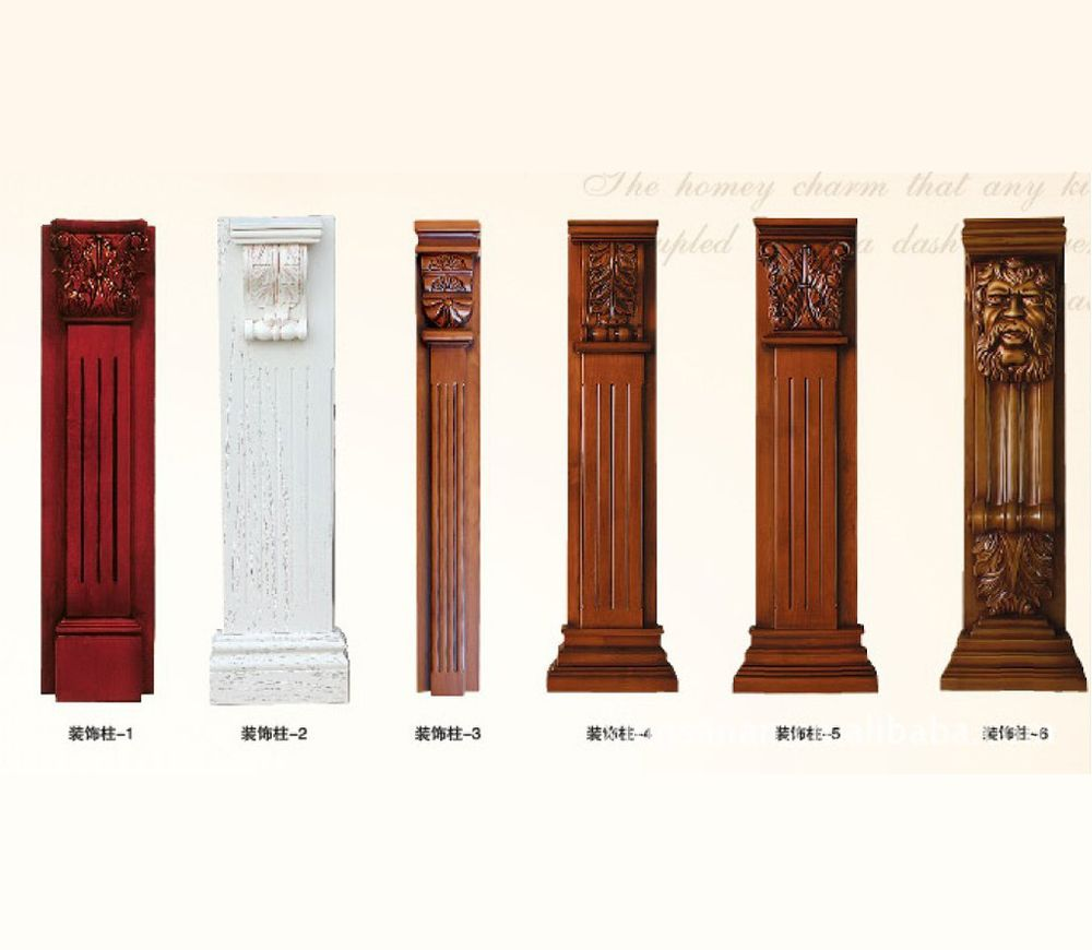 罗马柱 - 产品介绍 - 本木·富美森主要生产纯实木门