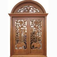 方源木业-原木窗套