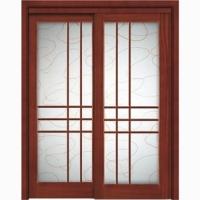 方源木业-玻璃门 GT299