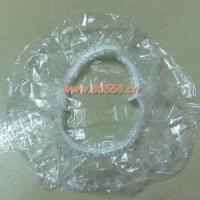塑料透明浴帽 带双筋 防脱落 通用型