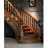乌鲁木齐怡达实木、钢木楼梯