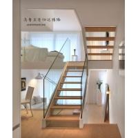 乌鲁木齐怡达实木、玻璃楼梯