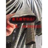 PE桥梁波纹管国产管件 预应力塑料波纹扁管|圆管