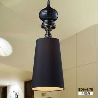 中山灯饰品牌卡迪森现代简约酒店餐厅客厅灯卧室书房led吊灯具