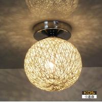 中山卡迪森欧式简约灯饰 现代浪漫餐厅客厅卧室灯led照明吸顶