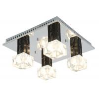 中山卡迪森现代简约欧式水晶吸顶灯饰照明灯具