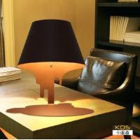卡迪森台灯品牌 铁艺咖啡灯 餐厅客厅卧室床头台灯 LED台灯