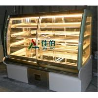 佳伯欧式豪华型蛋糕柜 弧形前开门蛋糕柜 高端产品 品质保证