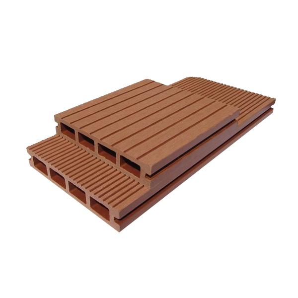 保定塑木户外地板 石家庄塑木地板价格 河北塑木材料厂家