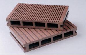 保定塑木地板 塑木栈道 塑木护栏 弘之木塑木地板厂家