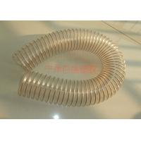 百盛PU钢丝伸缩管/钢丝缠绕管