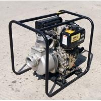 可移动式3寸柴油自吸泵