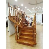 南京实木楼梯-高升楼梯