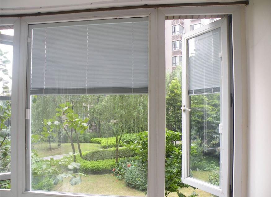 深圳铝合金百叶窗 电动百叶窗 推拉百叶窗