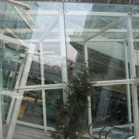 曼迪雅-幕墙钢结构