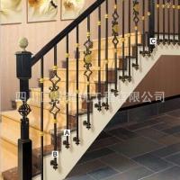 曼迪雅-楼梯扶手栏杆