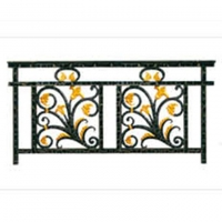 曼迪雅·铝合金花园围栏系列
