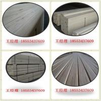上海合肥出口包装用lvl免熏蒸木方 lvl多层板木方9.6m