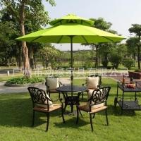 铸铝桌椅、休闲桌椅、花园桌椅