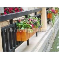 挂式花箱、围栏花箱