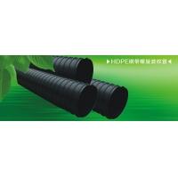 乐山排污用HDPE钢带波纹管