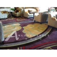 雅俊地毯 手工地毯 羊毛地毯 工程实拍