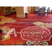 雅俊地毯 手工地毯 羊毛地毯 地毯工程完成图