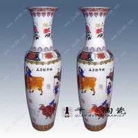 陶瓷花瓶 景德镇粉彩陶瓷花瓶摆设