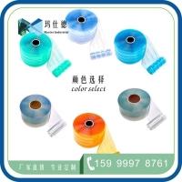 PVC软门帘 橡胶透明门帘 塑料门帘
