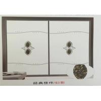 金汇通建筑装饰批发订做雕刻吸塑门板UV彩绘衣柜木板移门