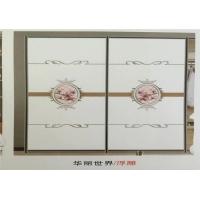 金汇通建筑装饰批发订做各种原生态优质密度雕刻衣柜门板移门