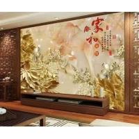 金汇通建筑装饰专业订做各种瓷砖拼图影视墙背景墙