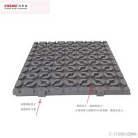 科斯曼石墨地暖模块10石墨地暖保温板