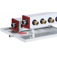 空调末端水力平衡分配器卡接带接水盘产品