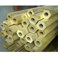 精密毛细黄铜管 H65黄铜方管 小口径黄铜实心管