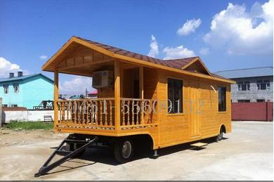 淘利特木屋,拖挂式房车,木屋别墅,东北小木屋,木屋卫生间
