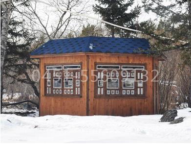 淘利特木屋,管理用房,小木屋,东北木屋,吉林木屋