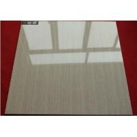 佛山地砖1米*1000规格灰色线石木纹抛光砖
