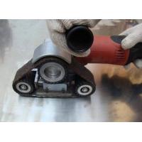 德国进口手提电动三轮不锈钢拉丝机手持打磨机抛光机发丝纹