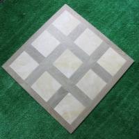 佛山瓷砖仿古砖拼花600x600mm 地毯瓷砖 优等田园瓷砖