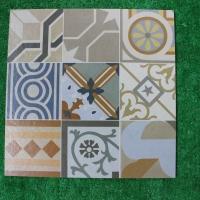 佛山瓷砖艺术砖600x600mm花砖仿古砖瓷质通体砖
