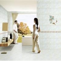 5D喷墨瓷片300x600mm内墙砖釉面厨卫墙砖
