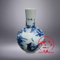 供应陶瓷花瓶 乔迁之喜陶瓷花瓶 摆设陶瓷花瓶