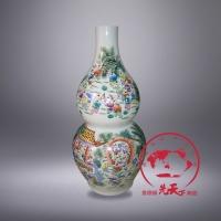 陶瓷葫芦瓶
