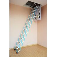 自动遥控阁楼伸缩楼梯,隐形阁楼伸缩楼梯
