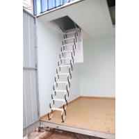 自动阁楼伸缩楼梯,新款阁楼伸缩楼梯